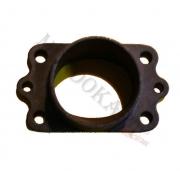 Fitting (collector) Exhaust Pipe Iame KZ - KF, MONDOKART