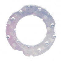 Silver Conrod Washer 22mm crank pin