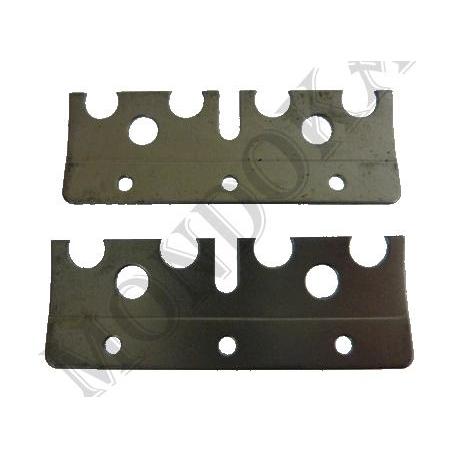 Paar von Membrane stopper TM, MONDOKART, kart, go kart