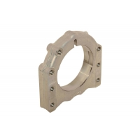 Supporto assale 3 posizioni 40 / 50 alluminio Sinistro OTK TonyKart