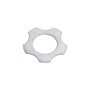Silvered washer 18 mm Conrod Star shape Iame Swift 60cc