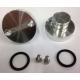 Kit water pump cap Rok - SuperRok - RokGP Vortex, mondokart