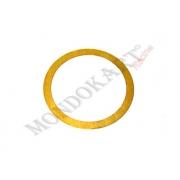 Spessore in acciaio 0.10 cuscinetto Iame Swift 60cc, MONDOKART