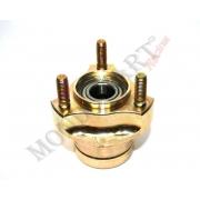 Magnesium Front Hub 17mm (bearing) x 60mm, MONDOKART