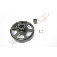 Kit Campana Frizione con Pignone Piston Port 100cc