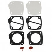 Petrol Pump Gaskets Kit DellOrto, MONDOKART, Ignition & Exhaust