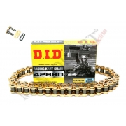 Chain DID 428 HD KZ 125cc, MONDOKART, Chains KZ 125cc (Pitch