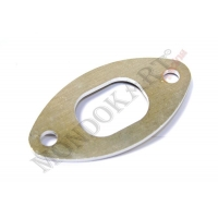 Thickness exhaust manifold 60cc