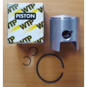 Piston complete with cast iron ring WTP 60, MONDOKART