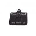 Pastilla Freno V04 - V06 - Mini New Age Negro Estándar CRG