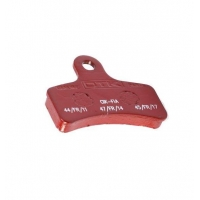 Front brake pad SA3 BS7 OTK Red TonyKart