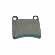 Brake pad front Intrepid R2, MONDOKART, Brake pads