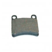 Pastiglia freno COMPATIBILE anteriore Intrepid (R2), MONDOKART