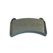 Rear brake pad Intrepid Compatible, MONDOKART