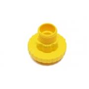 Registre valve d'échappement Bouton KF - OK, MONDOKART, kart