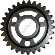Getriebe AS Z 2 ^ 29 Sekundär TM KZ10B (AB-Code), MONDOKART