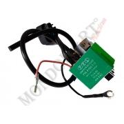 CDI BOX / Coil Engine OK Green, MONDOKART