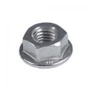 Head Nut M8 (Key 13) flanged Iame, mondokart, kart, kart store