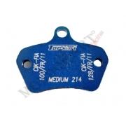 Front brake pad Top Kart KZ-KF vs.2, MONDOKART, Braking system