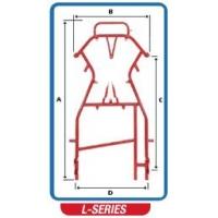 Body BirelArt B25-X Baby 50cc Easykart