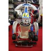 Chasis Utilizado Mini Ricciardo / Swift, MONDOKART, kart, go