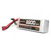 Batteria Lipo 2200 mah 14,8v, MONDOKART, Batterie