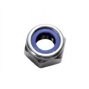M8 self-locking nut (key 13), MONDOKART, Accessories for Rims