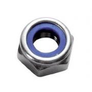 M10 self-locking nut (key 17), MONDOKART, Nuts