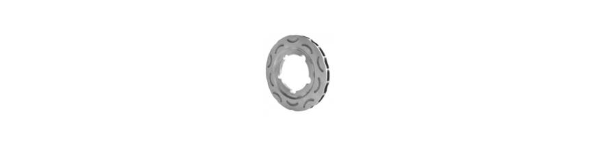 Rear brake disc Ven10 (V10)