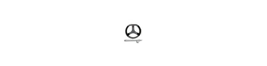 Lenkräder / Lenkstange CRG