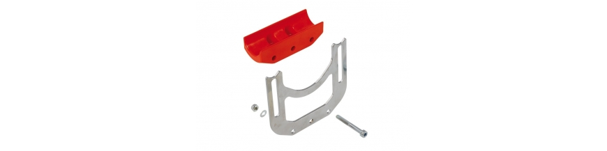 Brake disk protections