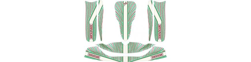 Designkit Aufkleber OTK