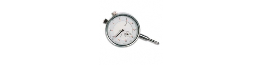 Dial gauges and accessories