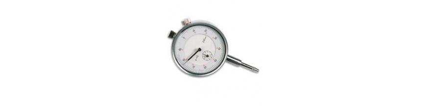 Reloj Comparador y Accesorios