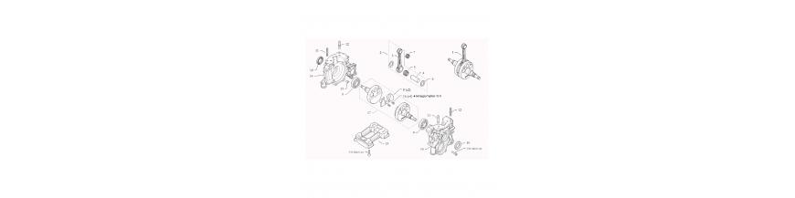 Albero Motore e Biella KGP HAT