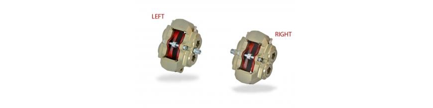 Front brake caliper BSS KZ