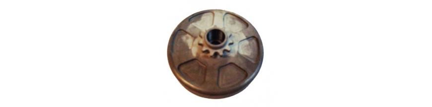 Kupplung TM 60cc mini