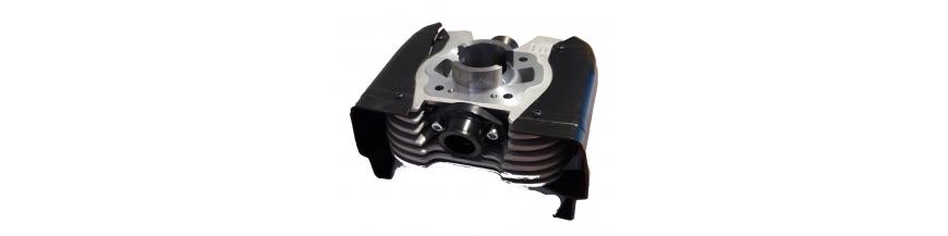 Cylinder & Head TM 60cc mini