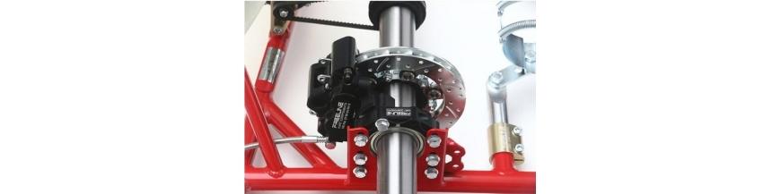 Parts Caliper RR-i25x4-H16 (Rear)