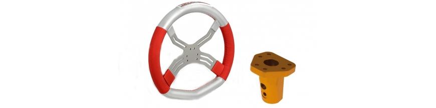 Steering wheels and hubs OTK