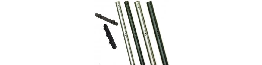 Axles - Keys - Bearings