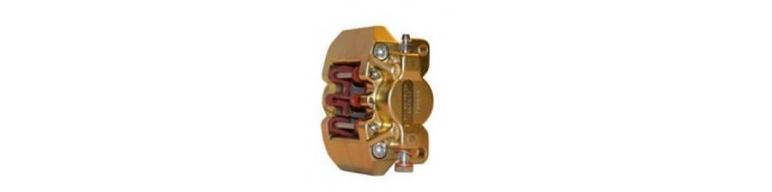 Rear brake caliper V10