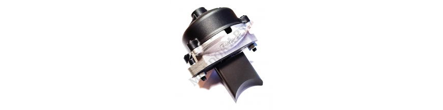 Cylinder, piston, valve KF