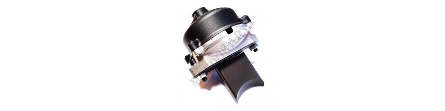 Cylindre, piston, valve KF