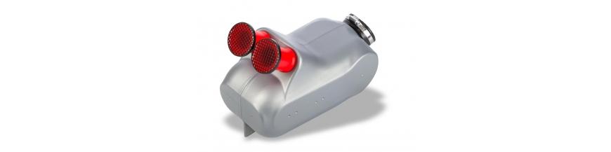 Air Noise Filters Vortex OTK