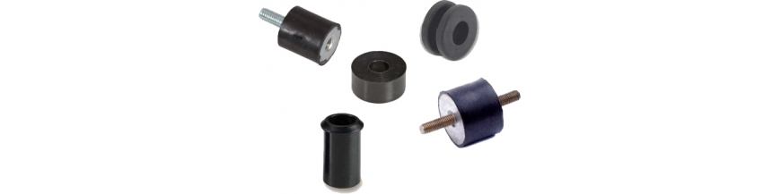 Anti-vibration rubber pads