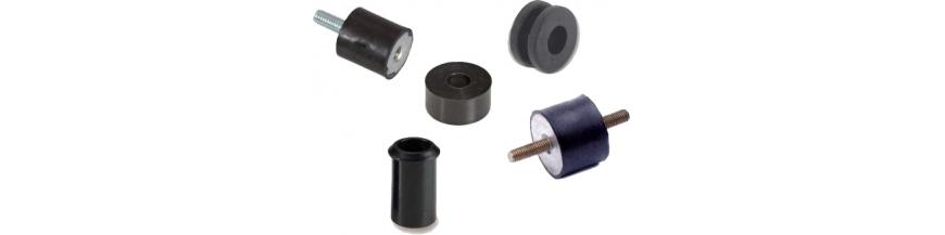 Anti-vibration rubber pads