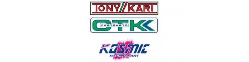 Dichtungssatz Tonykart