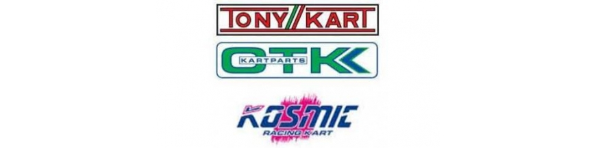 Overhaul kit Tonykart