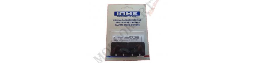 Clapets IAME 175cc Super